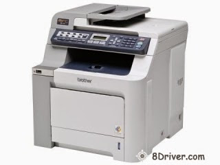 How to get Brother MFC-9840CDW printer driver, & the right way to set up your company's Brother MFC-9840CDW printer software work with your current computer