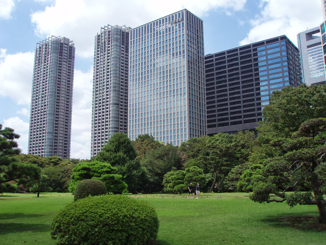 Tokyo Parks and Gardens