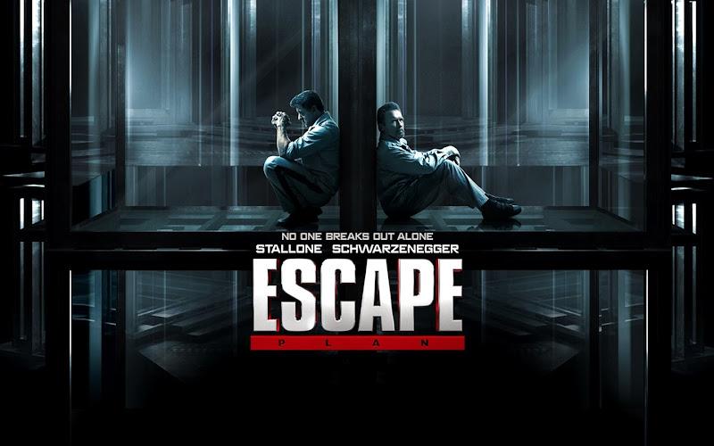 Σχέδιο Απόδρασης Escape Plan Wallpaper
