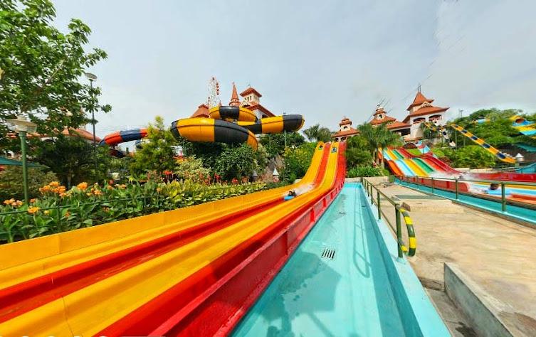 Wonderla Water Park Kochi