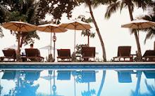 สระว่ายน้ำ ที่ โรงแรมบ้านปู รีสอร์ท