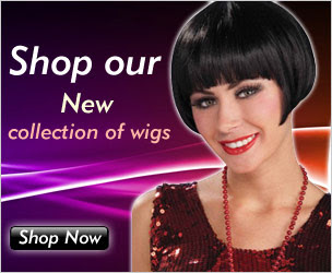 Wig for sexy look