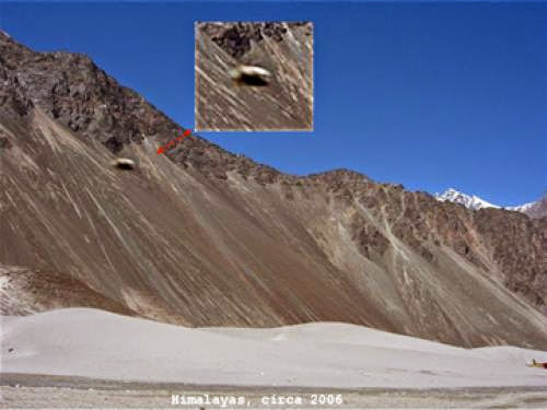 Aliens Presence In Himalayas Both India And China Know It