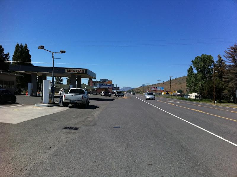 Newport  Oregon To Klamath Falls  Oregon
