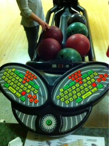Bowling vintage