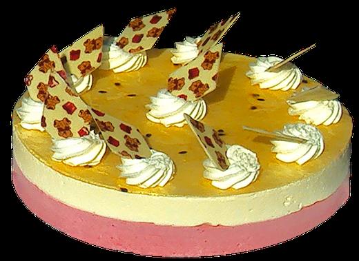 Mousse Aux Fruits de la Passion Mousse Fruit de la Passion /