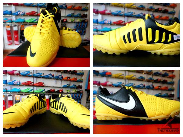 Cách chọn giày đá bóng sân cỏ nhân tạo | đánh giá giày Nike ctr360 2
