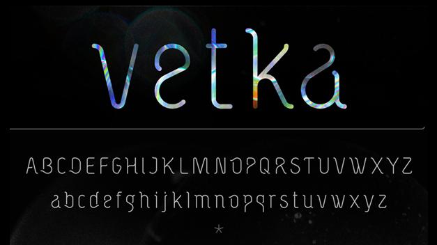 VETKA Free Fonts