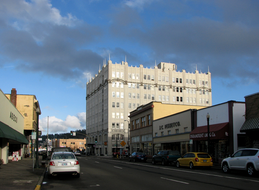 Commercial Ave., Astoria