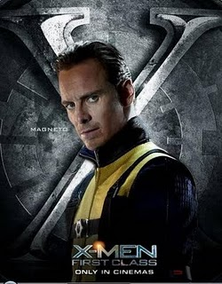 Michael Fassbender, en Magneto beau gosse