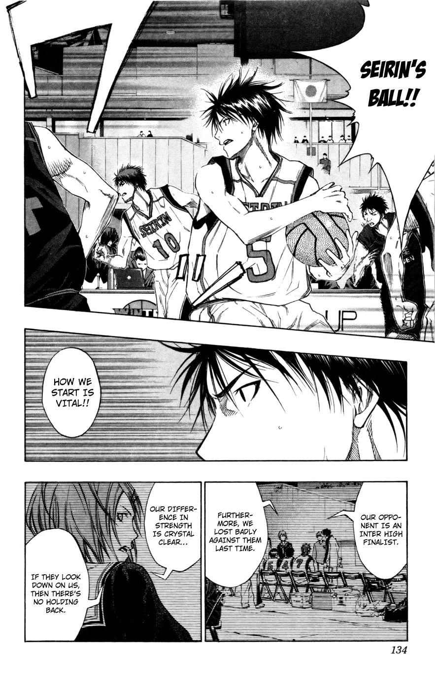 Kuroko no Basket Manga Chapter 115 - Image 7