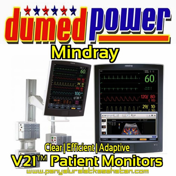 Mindray-V-Series-Patient-Monitors-V21
