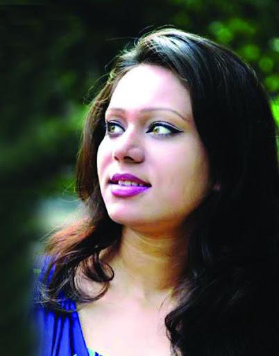 Bangladeshi Model Mimo