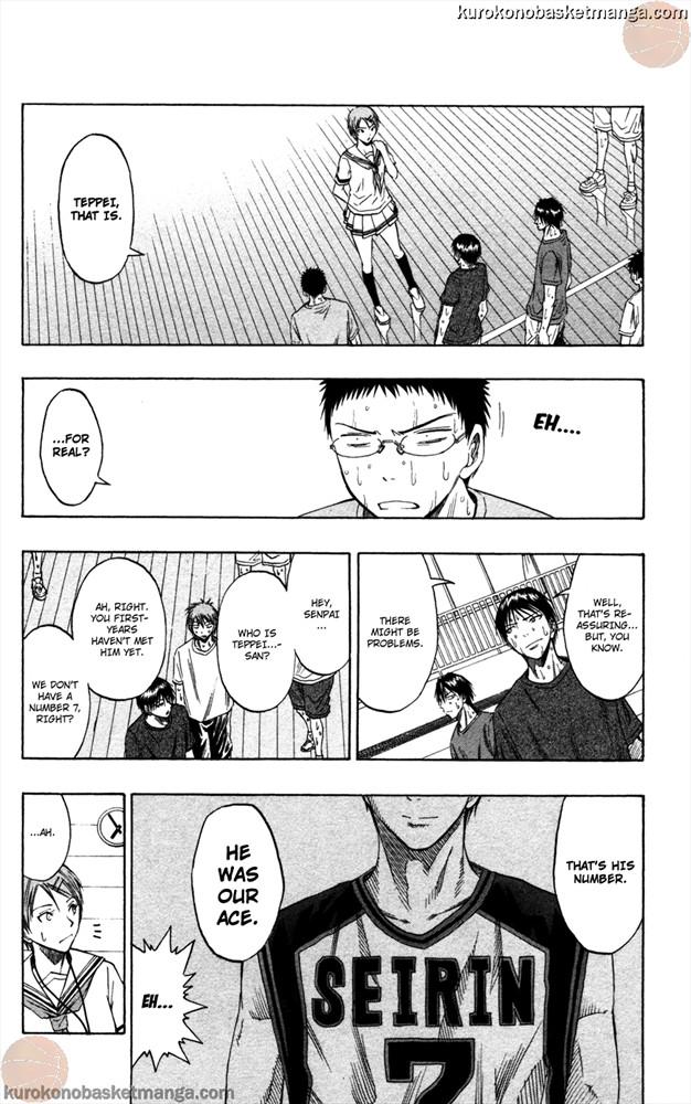 Kuroko no Basket Manga Chapter 53 - Image 0/020