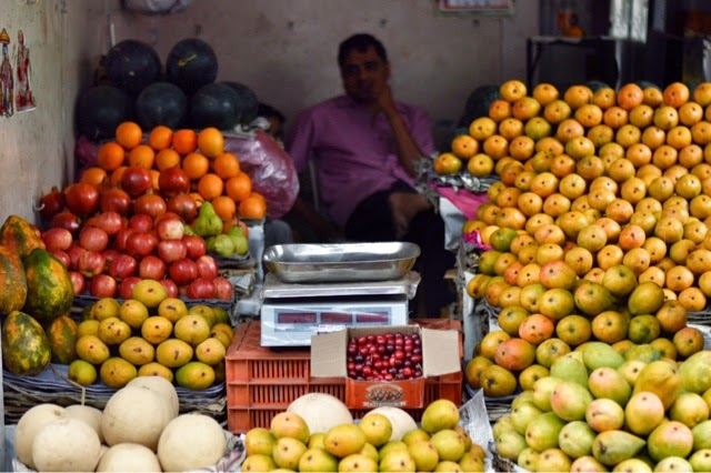 pune street photography shopkeeper