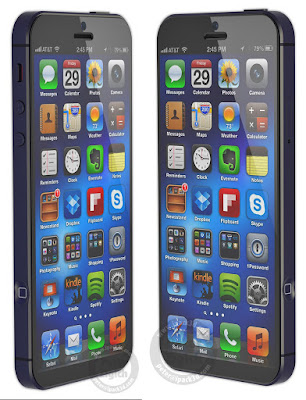 iPhone6 Concept Design iPack3D