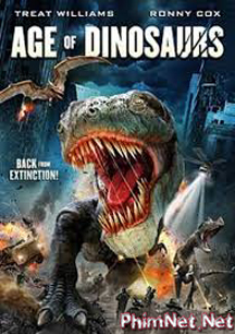 Poster Phim Khủng Long Tái Sinh Full Hd - Age Of Dinosaurs 2013