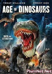 Phim Khủng Long Tái Sinh Full Hd - Age Of Dinosaurs 2013