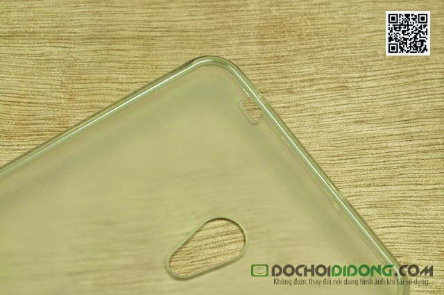 Ốp lưng Asus Zenfone 6 dẻo vân kim loại