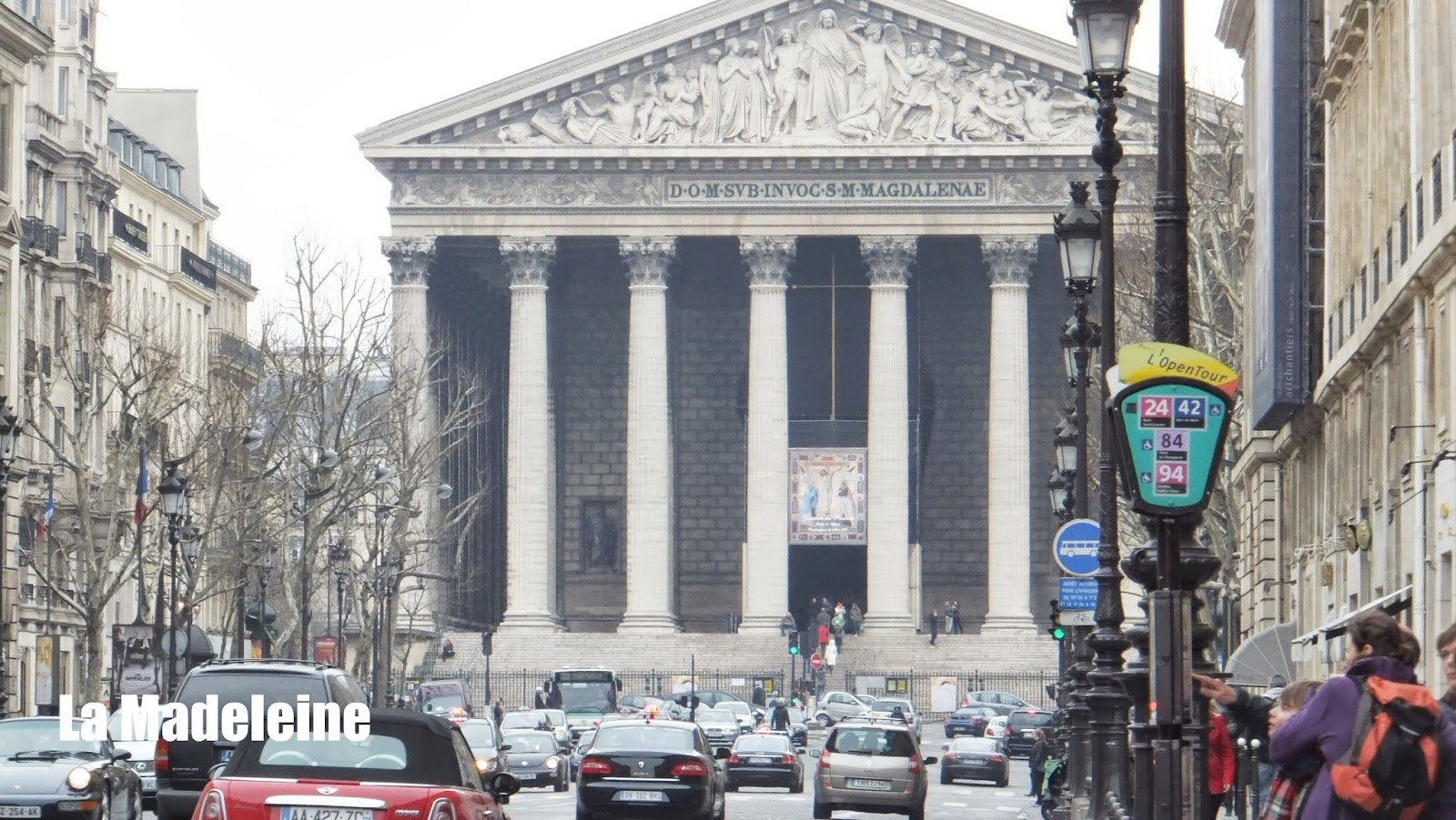 La Madeleine, París