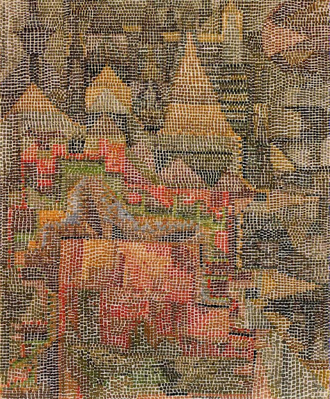Paul Klee - Castle Garden