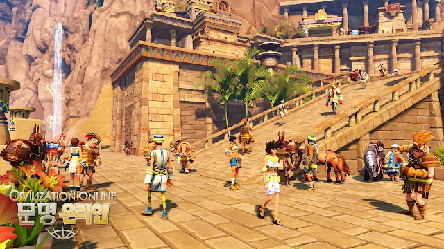 Cận cảnh gameplay của Civilization Online 17