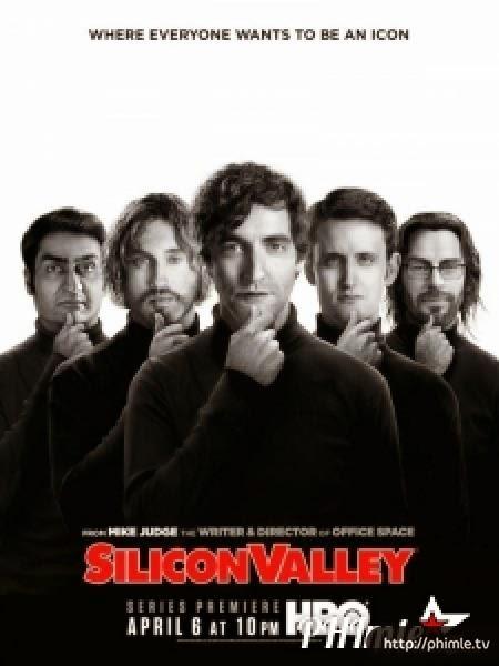Phim Thung lũng Silicon (Phần 1) - Silicon Valley (Season 1) - VietSub