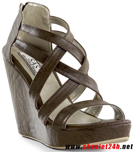 Giày đế xuồng nữ Sophie Lara