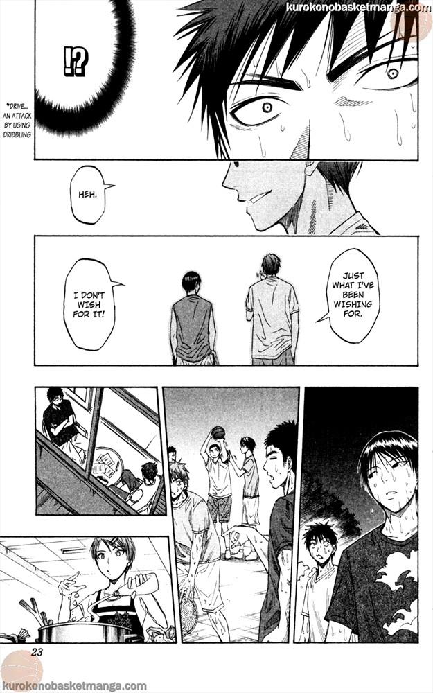Kuroko no Basket Manga Chapter 62 - Image 21