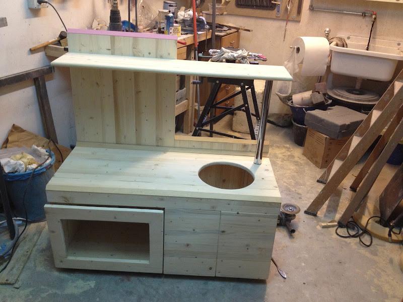 costuire una cucina giocattolo in legno - Bimbi e scuola - home