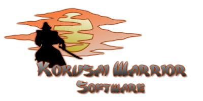 The Kokusai Warrior Software Logo