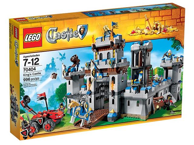 70404 レゴ キャッスル 王様のお城