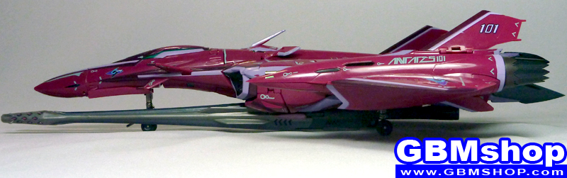 Macross Frontier VF-27 Lucifer Renewal Version Fighter Mode