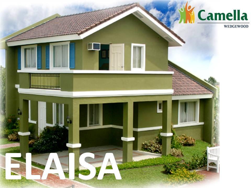 Camella wedgewood model houses for Camella homes design pictures
