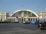 Bangkok: Hualamphong Railway Station