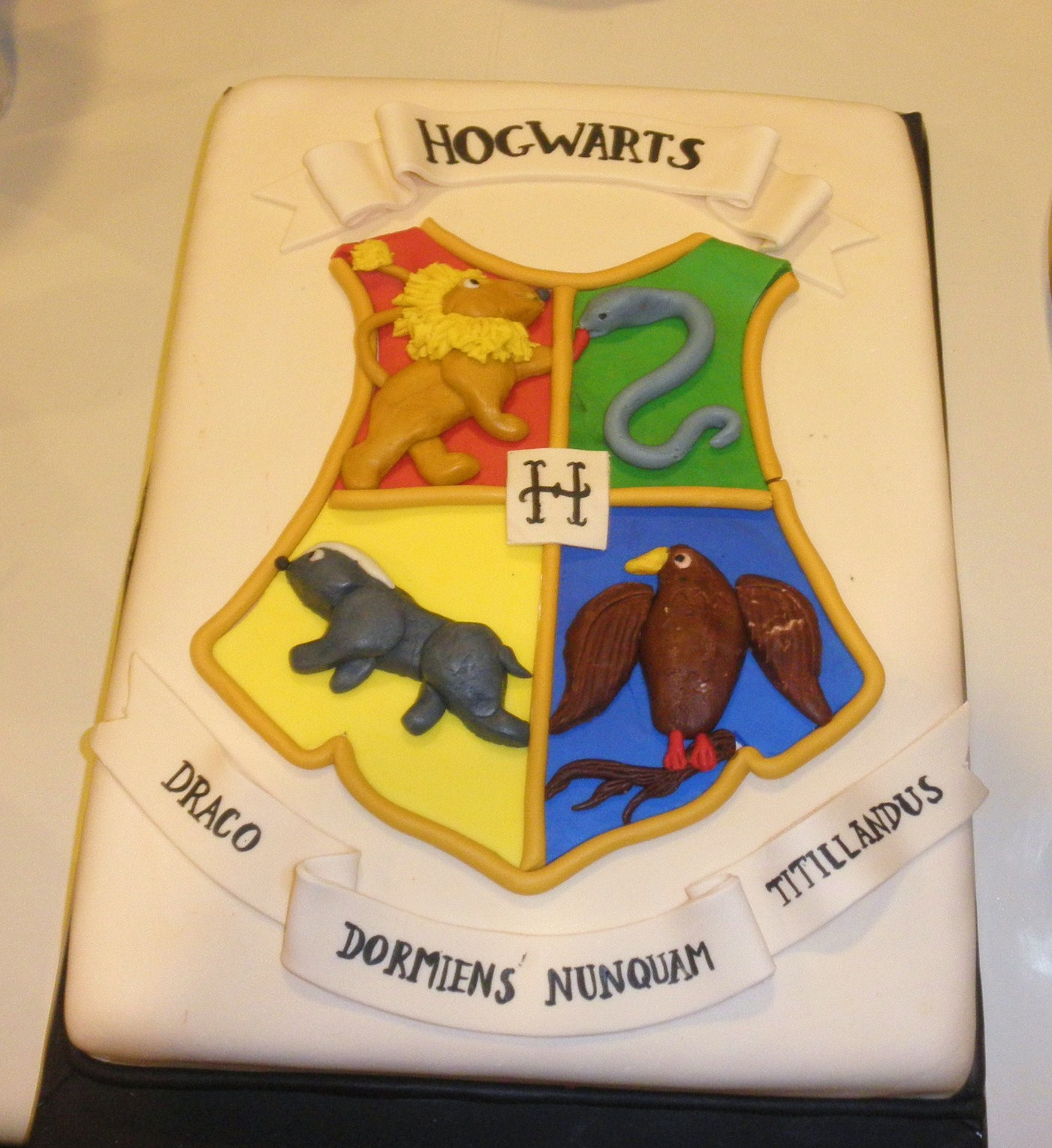 Creative Crumbs Nashville Harry Potter Birthday Cake