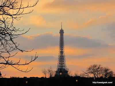 Casal Geek Eurotour 2013 - Descobrindo Paris - Dicas e Considerações Finais - Tour Eiffel