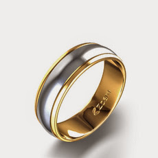 Two Tone Wedding Bands 66 Superb