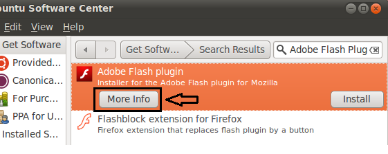 How to install Flash on Ubuntu 10.10