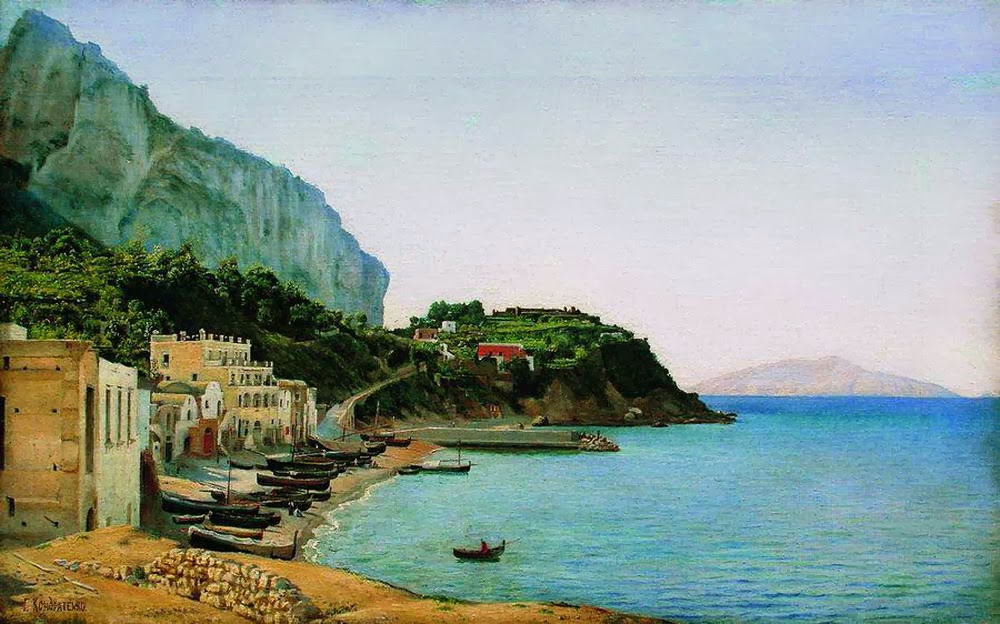 Gavril Kondratenko - Isle of Capri