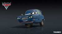 Cars 2 personajes chars