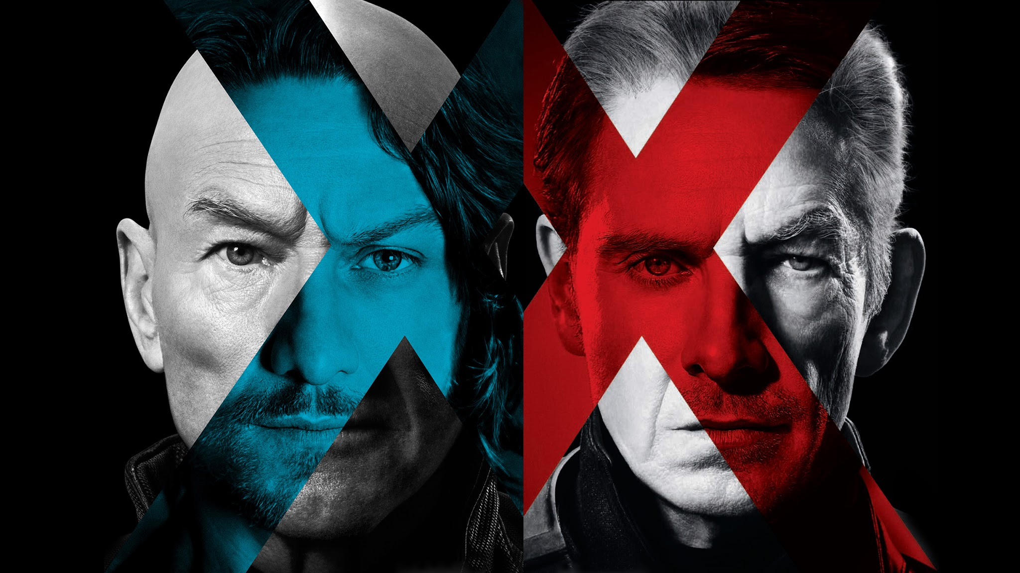 magneto-xavier wallpaper for days of future past