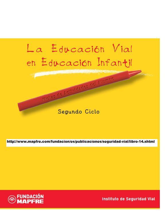 libro de educacion vial: