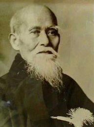 Morihei Ueshiba, the Founder of Aikido