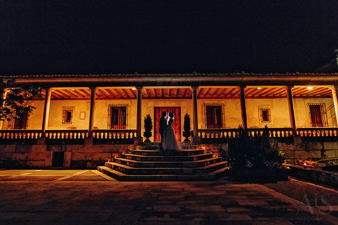 Boda en Segovia - Palacio de Esquileo