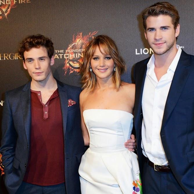 Blog de la Tele: Jennifer Lawrence, Liam Hemsworth ...