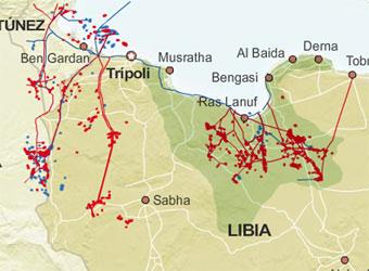 La izquierda ante la intervención imperialista en Libia