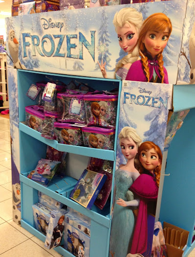 Disney Frozen Toys at Kohl's
