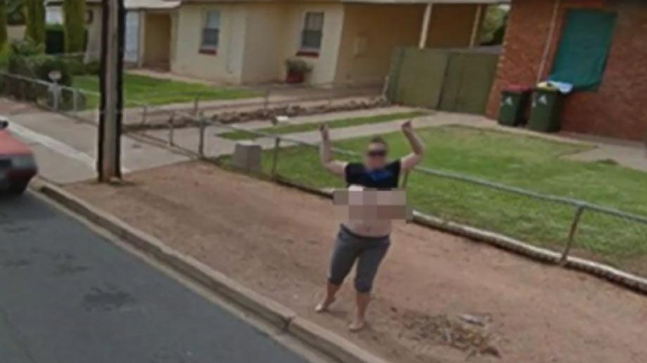 Google StreetView Australien