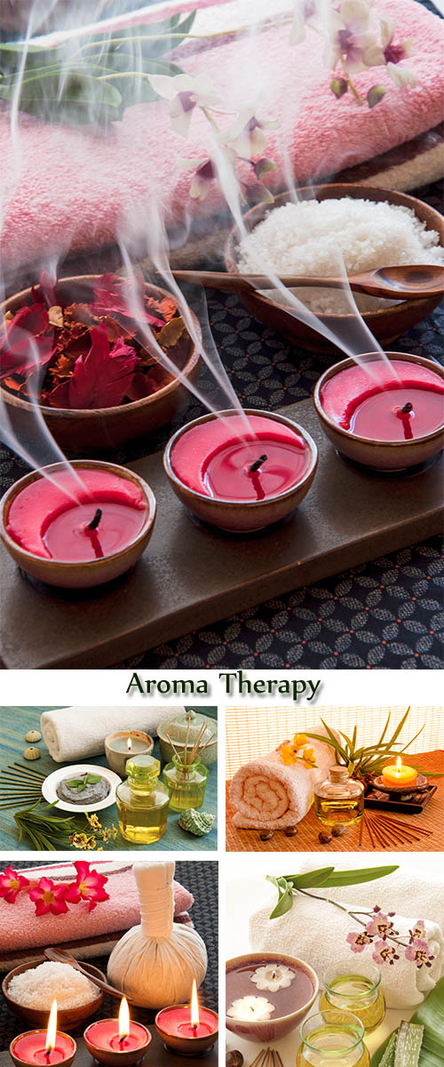 Stock Photo:  Aroma Therapy